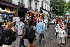 Paris - Montmartre Royalty Free Stock Images