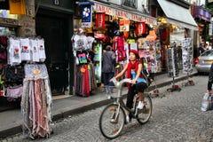 Paris - Montmartre Photo stock