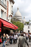 Paris - Montmartre Royalty Free Stock Image