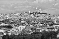 Paris - Montmartre Stock Images