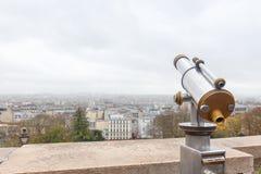 paris Montmartre Стоковое Изображение RF