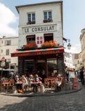 Paris. Montmartre Royalty Free Stock Image