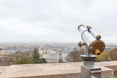 Paris. Montmartre. Royalty Free Stock Image
