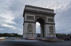 Paris monument Royalty Free Stock Photography