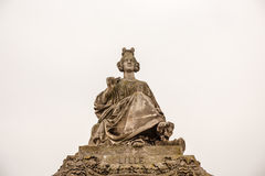 Paris, monumentos famosos fotografia de stock