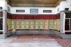 Paris moské Royaltyfria Foton
