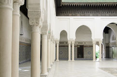 Paris Mosque Royalty Free Stock Photo