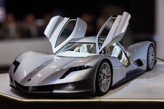 Paris Motor Show 2018 royalty free stock image
