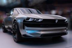 Paris Motor Show 2018 royalty free stock photos