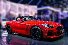 Paris Motor Show 2018 stock images