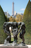 Paris - Museum Rodin. Royalty Free Stock Photos