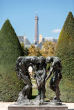 Paris - Museum Rodin. Stock Photos