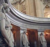 Paris Napoleon's Tomb. Interior of Napoleon's Tomb, Paris, France, Europe Royalty Free Stock Photography
