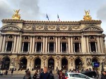 Paris. Nice building in Paris Stock Images