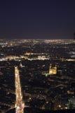 Paris by night Stock Photos