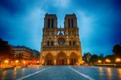 Paris at night Stock Photos