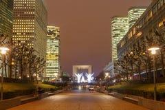Paris at night. Royalty Free Stock Photo