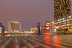 Paris at night. Royalty Free Stock Image