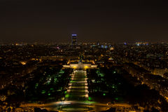 Paris at night Royalty Free Stock Photography