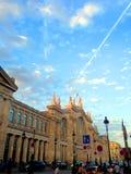 PARIS-NORD -法国 免版税库存照片