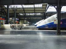 Paris Nord, North Station Royalty Free Stock Photography