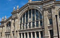 Paris - North Station Stock Photo