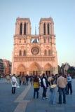 Paris-Notre Dame Stock Images