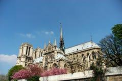 Paris, Notre Dame Stock Photography