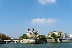 Paris, Notre Dame Stock Images