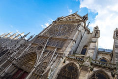 Paris Notre Dame 1 Photos stock