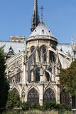 Paris, Notre Dame Cathedral Royalty Free Stock Photo