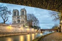 Paris, Notre-Dame Royalty Free Stock Image
