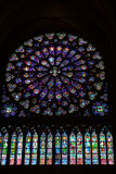Paris, Notre Dame Cathedral. Stock Photo