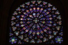 Paris, Notre Dame Cathedral. Stock Image