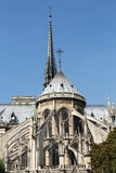 Paris, Notre Dame Cathedral. Stock Photography