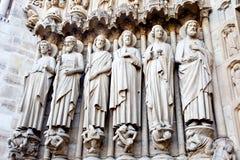 Paris. Notre Dame de Paris Royalty Free Stock Image