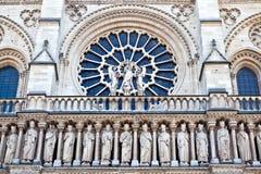 Paris. Notre Dame de Paris Royalty Free Stock Photos