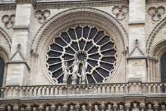Paris. Notre Dame de Paris Stock Photos