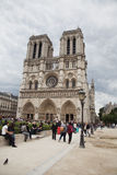 Paris. Notre Dame de Paris Royalty Free Stock Photography