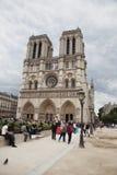 Paris. Notre Dame de Paris Royalty Free Stock Photography