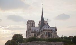 Paris. Notre Dame de Paris Stock Image