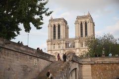 Paris. Notre Dame de Paris Stock Photography