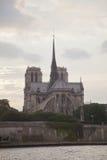 Paris. Notre Dame de Paris Stock Images