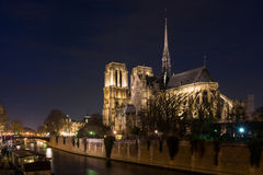 Paris notre Dame Royalty Free Stock Image
