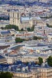 Paris - Notre Dame Royalty Free Stock Photography