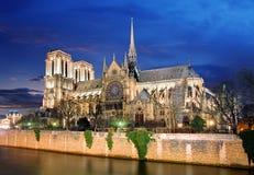 Paris - Notre Dame Royalty Free Stock Image