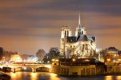 Paris - Notre Dame Royalty Free Stock Images