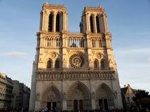 Paris - Notre Dame stockbild