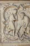 Paris - o Sainte-Chapelle Fotos de Stock