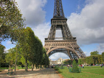 Paris in October Stock Photos